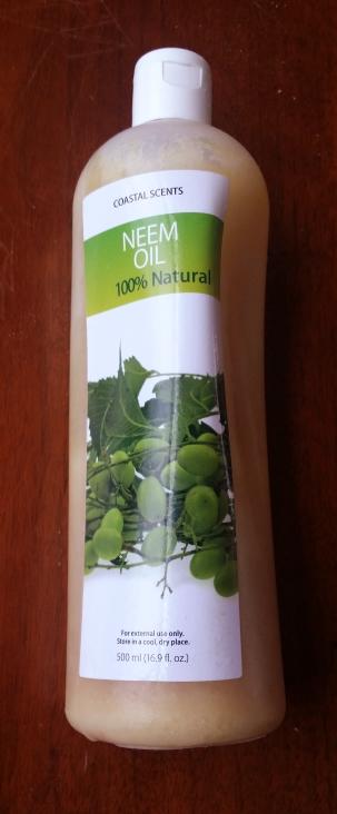 how to make neem oil spray